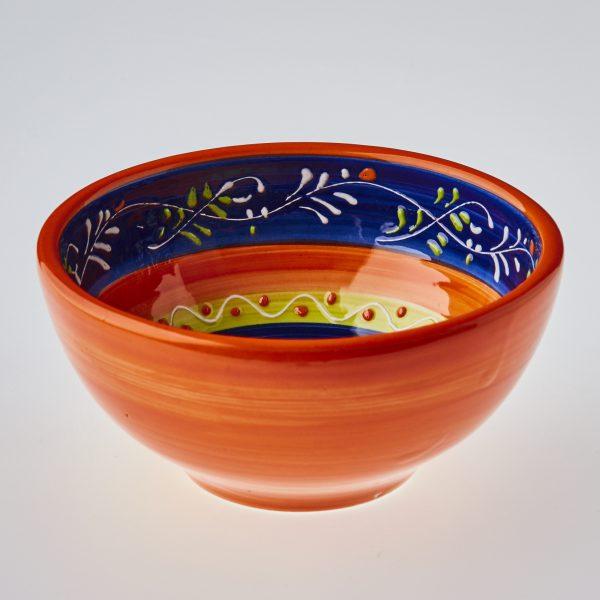 Handmade and hand painted spanish ceramica kitchenware