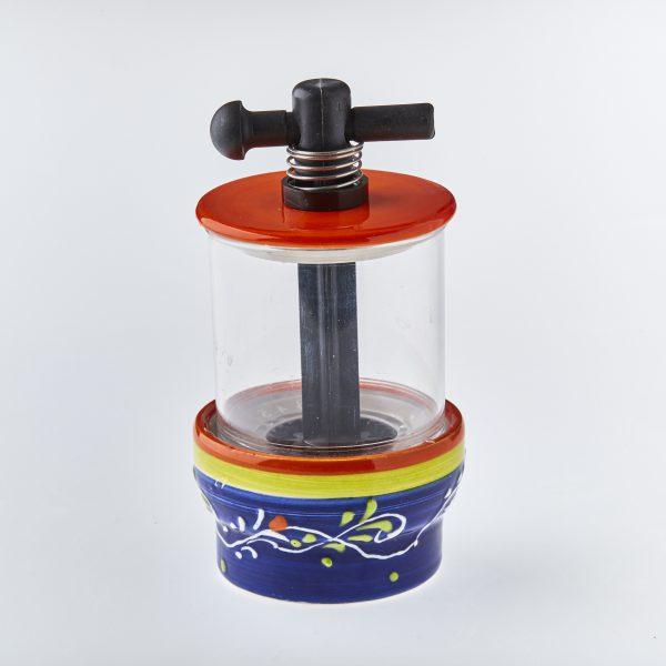 Salt and peppercorn grinder