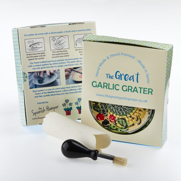 Buy garlic grater plate