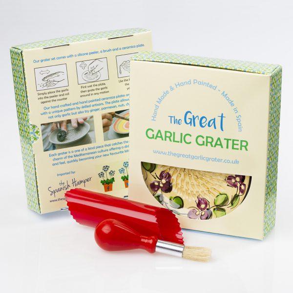 Garlic Grater set